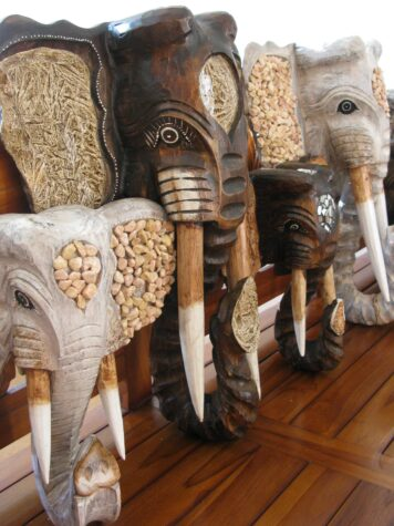 Elephant Masks