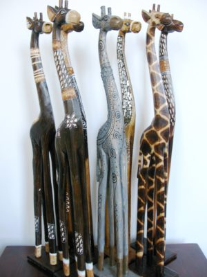 100cm Giraffes