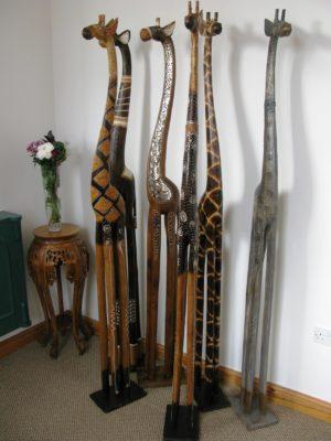 200cm Giraffes