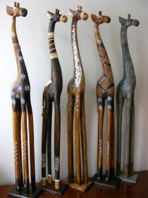 120cm Giraffes