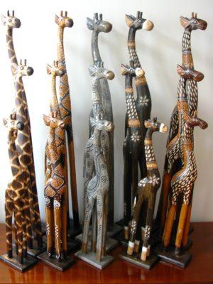 Giraffe Sets - 100cm, 80cm & 60cm