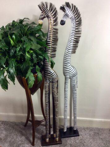 150cm Zebras